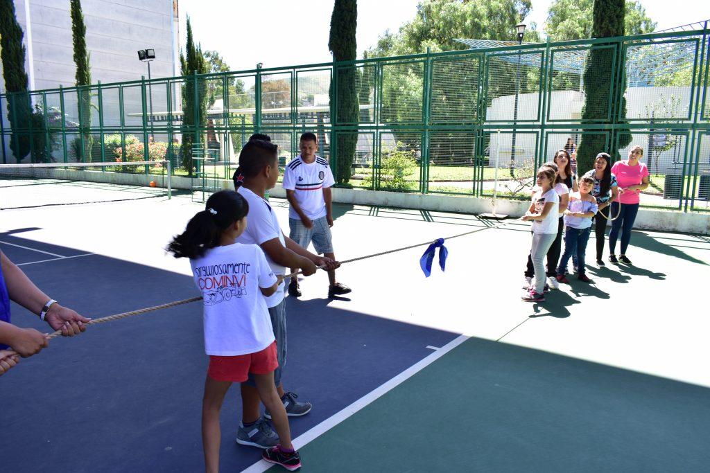 Día deportivo familiar COMINVI